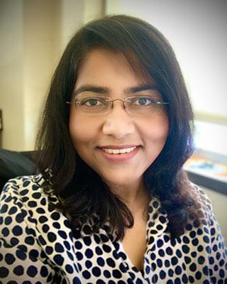 Harini Sreenivasappa, Manager of Cell Imaging Center at Drexel University