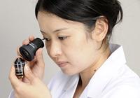 接眼レンズによるルーペの代用法