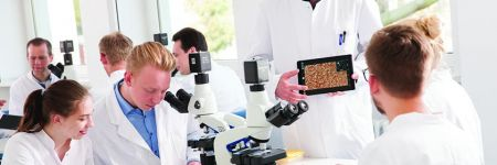 Microscopes in EDU setting