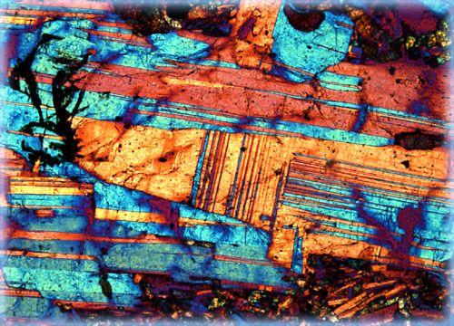 Olivine Pyroxene Andesite